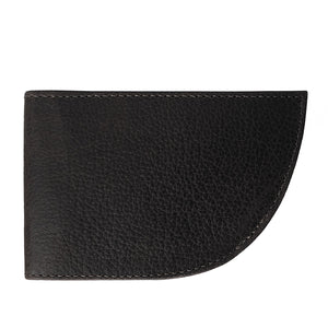 Nantucket Front Pocket Wallet in Black