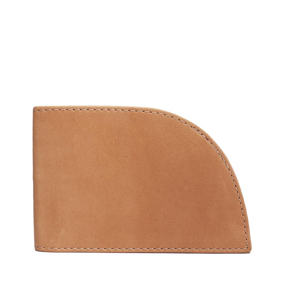 Rogue Front Pocket Wallet in Oak Tan