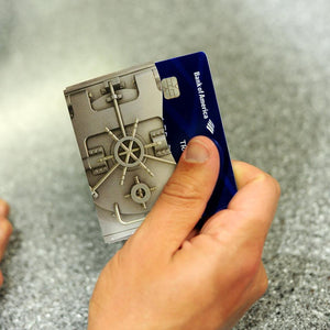 RFID Blocking Credit Card Sleeves - Platinum Vault