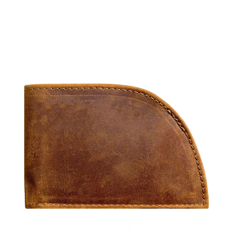 Rogue Front Pocket Wallet Allagash Tan 1