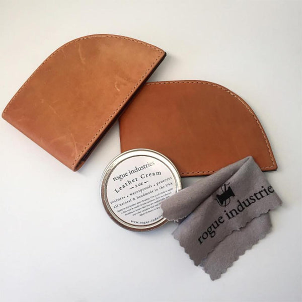All Natural Leather Cream