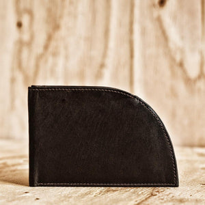 Rogue Front Pocket Wallet, Classic in Dark Brown