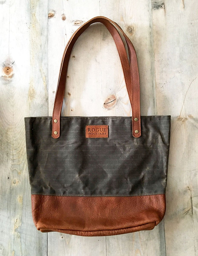 Saco River Tote Bag