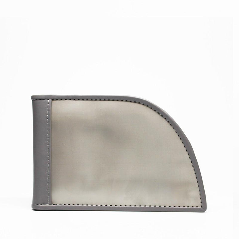 Rogue Front Pocket Wallet in Stainless Steel