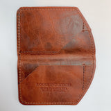 Spartan Minimalist Front Pocket Wallet - Brown Bison 3