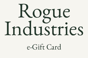 Rogue Industries Gift Card - Makers of the Classic Rogue Front Pocket Wallet