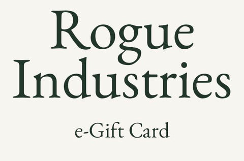 Rogue Industries e-Gift Card