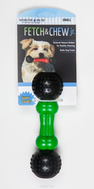 Hueso Fetch And Chew Para Perros - Interactive Dog Toy