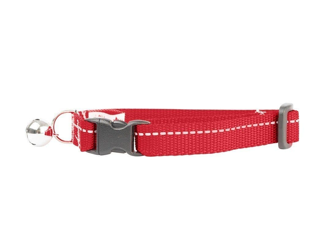Collar de Seguridad Para Gatos - Kitty Breakaway Primary Rojo