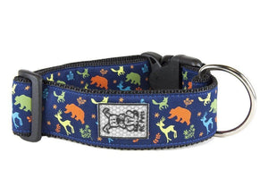 Wide Collar Modelo Wilderness - Collar Extra Ancho para Perros