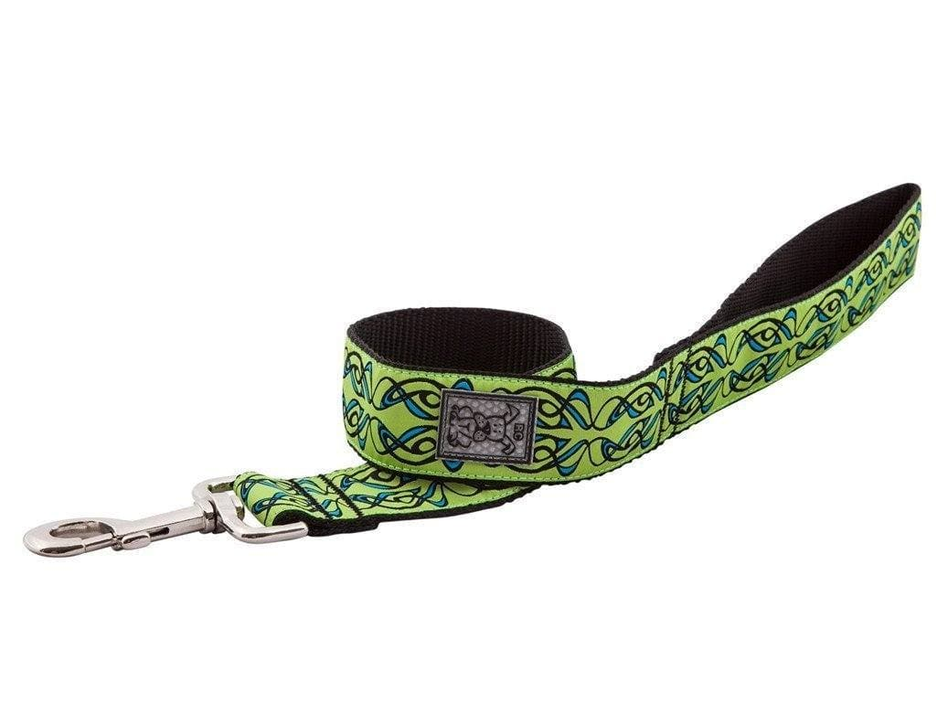 Wide Leash Modelo Sorbet Smoke - Correa para Perro Extra Ancha