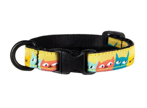Collar de Seguridad Para Gatos - Kitty Breakaway Collar Cat-titude