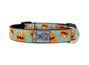 Clip Collar Para Perros Modelo Hangry Monster