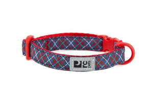 Collar de Seguridad Para Gatos - Kitty Breakaway Collar Navy Tartan