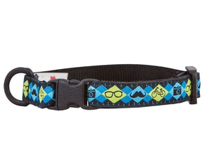 Collar de Seguridad Para Gatos - Kitty Breakaway Collar Hipster