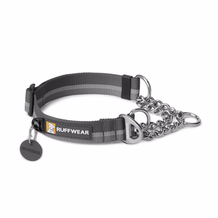 Collar para Perros Modelo Chain Reaction en Twilight Gris - Ruffwear