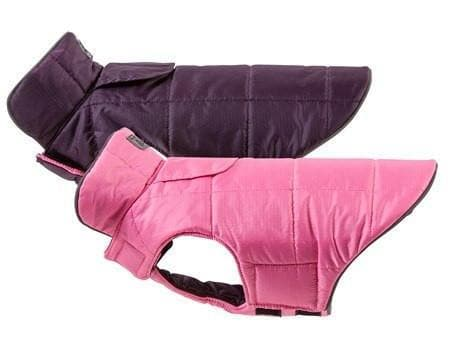 Chamarra para Perros Puff Doble Vista Rosa/Purpura - RC (descontinuado)