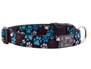 Clip Collar Para Perros Modelo Pitter Patter Chocolate