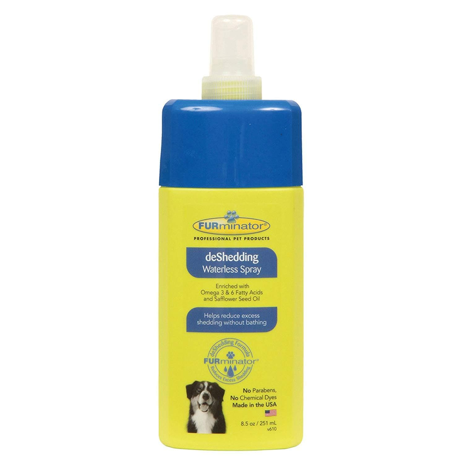 Spray Anti Caida de Pelo de 251 ml-DeShedding Waterless Spray de FURminator®