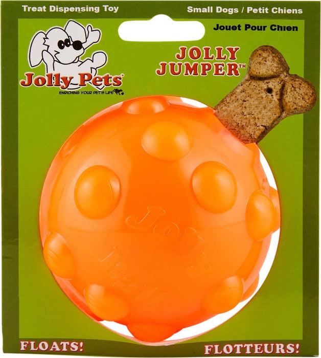 Jolly Jumper Ball® - Pelota Esconde Premios Jolly Pets