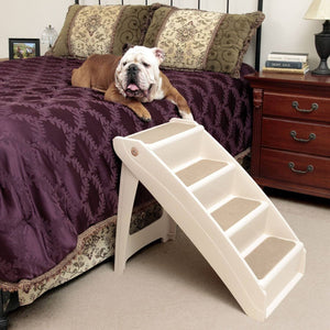 Escalera para Perros PupSTEP Plus XL Pet Stairs de Solvit