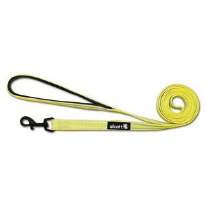 Adventure Leash Neon Yellow - Correa de Aventura Alcott Amarillo Neon