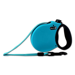 Adventure Retractable Leash Blue - Correa Retráctil Alcott® en Azul