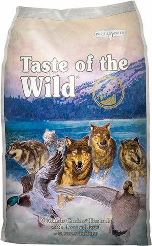 Alimento p/Perros Wetlands Canine de Taste of the Wild