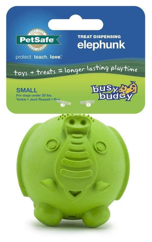 Juguete Para Perro - Elefante Busy Buddy® Fun Durable Elephant de Petsafe®