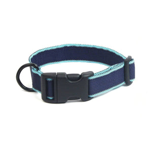 Collar para Perro Agente Secreto AZUL Blue Secret Agent Collar by PAWW