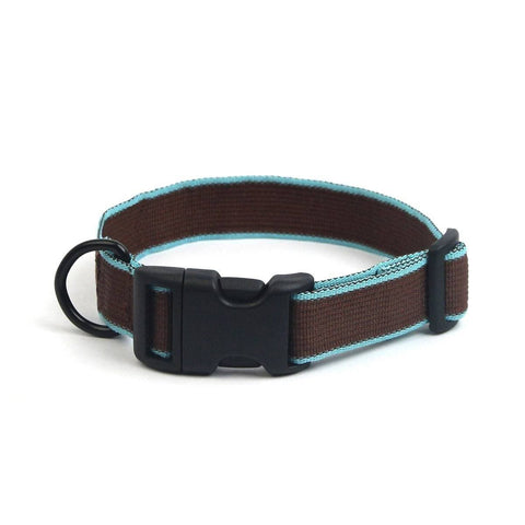 Collar para Perro Agente Secreto CAFÉ Brown Secret AgentCollar by PAWW