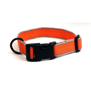 Collar para Perro Agente Secreto NARANJA- Secret AgentCollar by PAWW