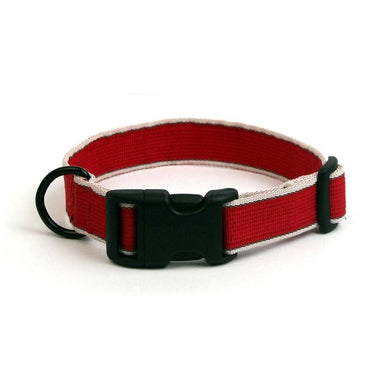 Collar para Perro Agente Secreto ROJO- Red Secret Agent Collar by PAWW