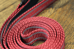 Adventure Leash Red - Correa de Aventura Alcott Rojo