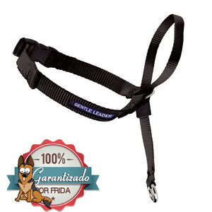 Gentle Leader Head Collar con DVD - Collar de Cabeza 3 colores