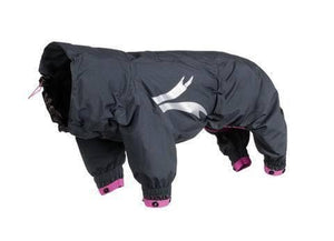 Overall Impermeable Para Perros Color Granito - Slush Combat Suit de Hurtta®