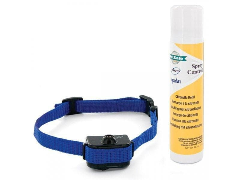 Elite Little Dog Spray Bark Collar - Collar de Spray Anti Ladridos p/ Perro Chico
