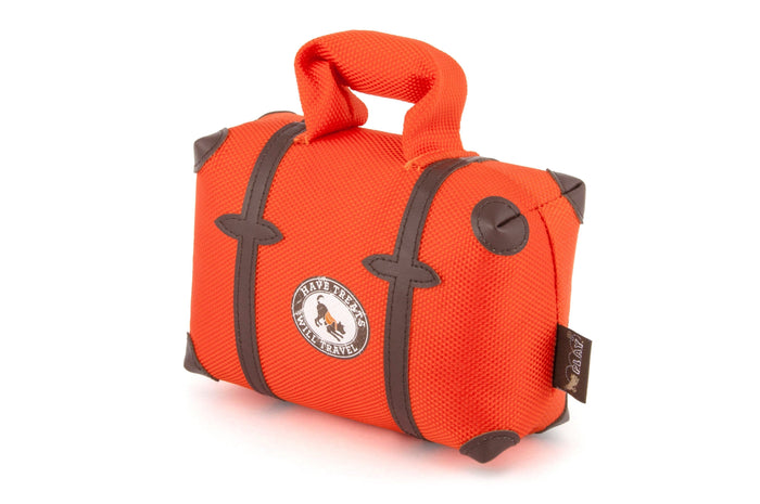 Pack and Snack Suitcase, Peluche en forma de Maleta de Pet P.L.A.Y.