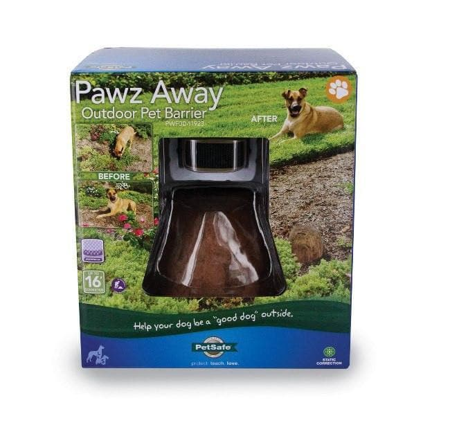 Pawz Away® Outdoor Pet Barrier - Barrera Invisible para Perros para Exteriores