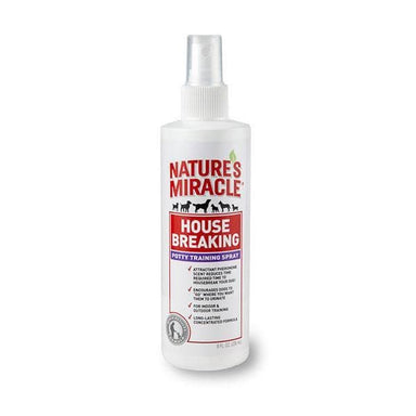 Spray Atrayente Señalizador para Perros - House-Breaking Potty Nature´s Miracle