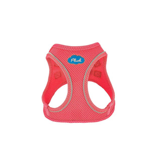 Plush Vest Air-Mesh Arnés/Pechera Para Perros Rosa Chicle