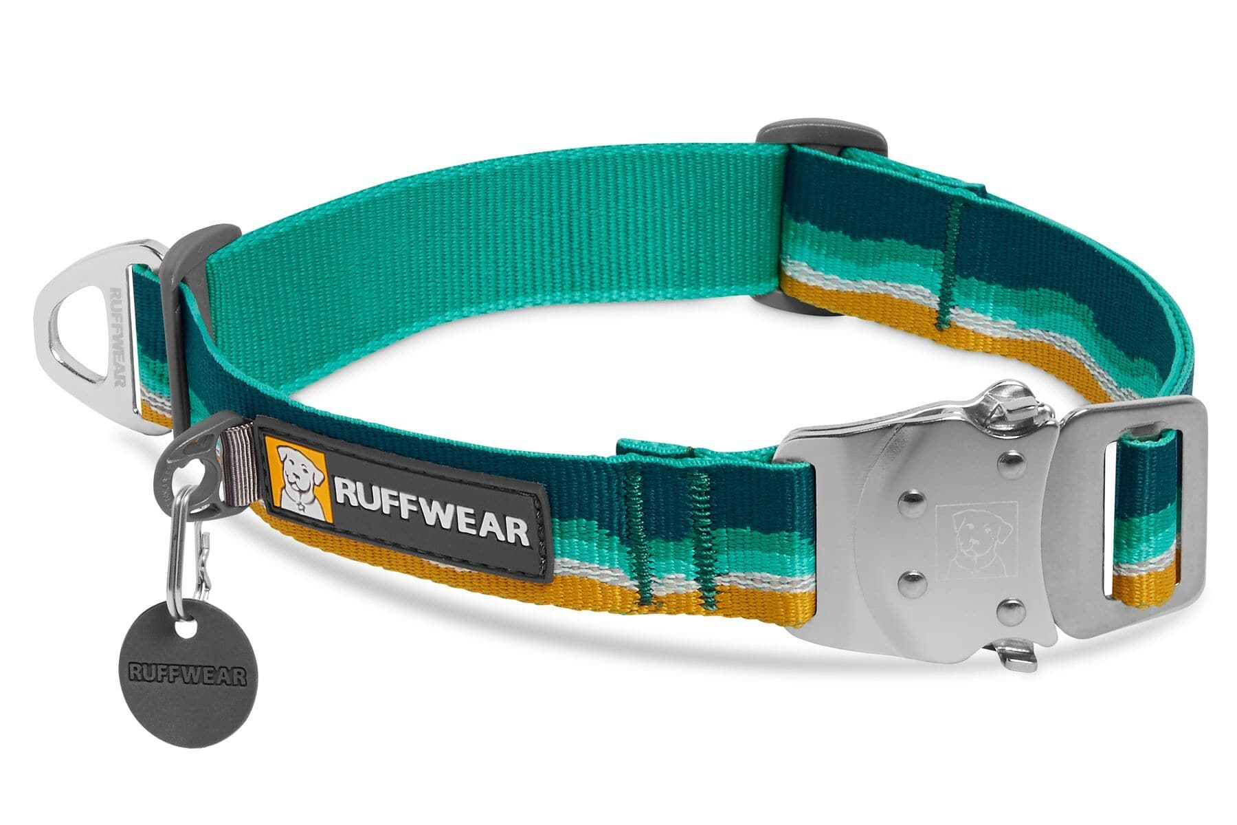 Collar para Perros Modelo Top Rope® Collar Leash Playa (Seafoam) - Ruffwear
