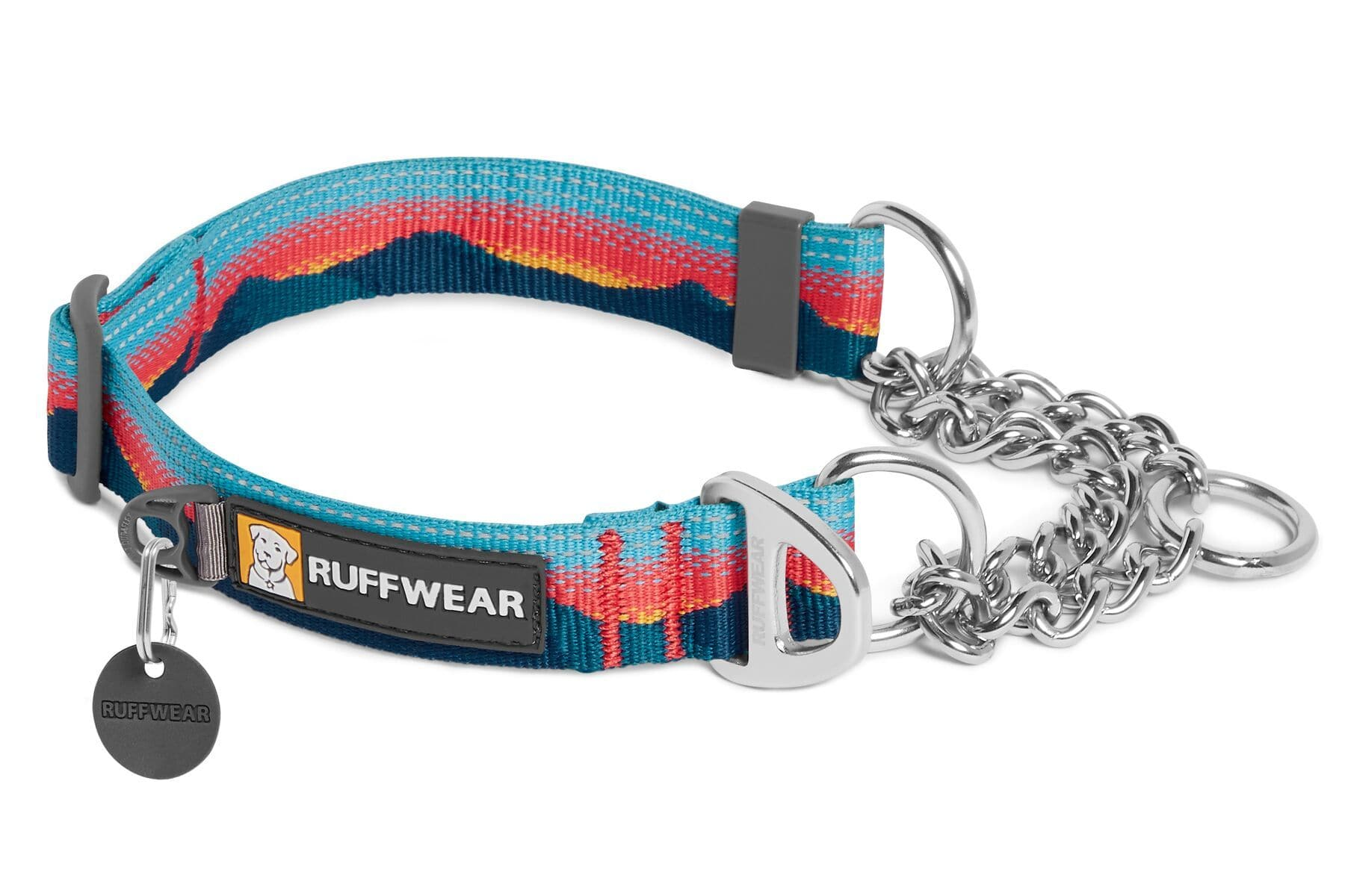 Collar para Perros Modelo Chain Reaction Atardecer (Sunset) - Ruffwear