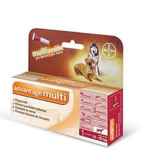 Advantage Multi Pulguicida De Bayer