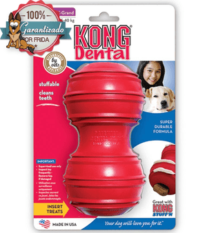Juguete Dental super Resistente - Dental Kong® Toy
