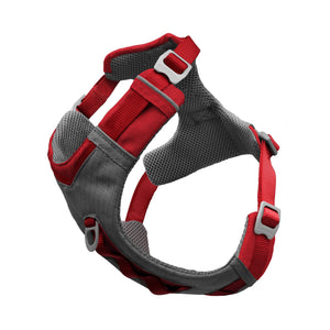 Journey AIR Dog Harness de Kurgo en Rojo