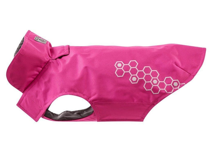 Venture Outerwear Electric Boysenberry -  Impermeable Rosa para Perros