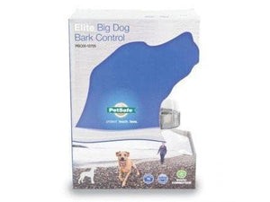 Elite Big Dog Static Bark Collar - Collar Anti Ladridos p/ Perro Grande