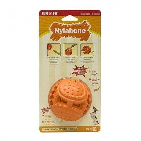 Fun N´ Fit Pelota Esconde Premios Para Perros - Fun N´ Fit de Nylabone