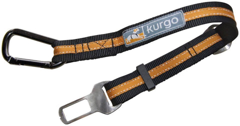 Cinturón De Seguridad Para Perros para el Carro - Kurgo® Direct to Seat belt Tether